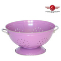 2014 Best Selling Fruit Basket with Stainless Steel Edge