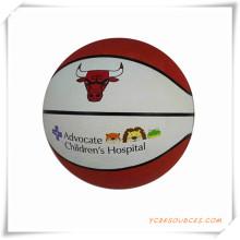 Größe 7 Rubber Basketball für Promotion Geschenk (OS24003)