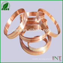 elektrischen Kontakt Silber zusammengesetzten Kupferband