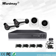 Kits de CCTV 8.0MP Intelligent HD DVR