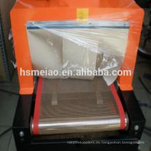 Resistencia al calor PTFE Embalaje de la cinta transportadora de la máquina
