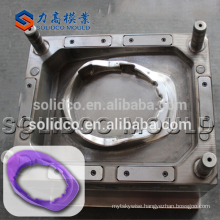 Bike helmet mould, mountain bicycle helmet injection mould, outdoor riding sports helmet