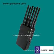 Cell Phone Jammer/ 4G Jammer/Mobile Phone Signal Jammer (GW-JN6)