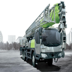 Mobile Truck Mounted Crane For Sale