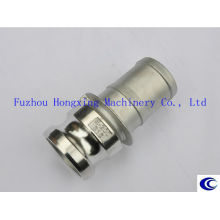 Stainless steel pipe couplings part e