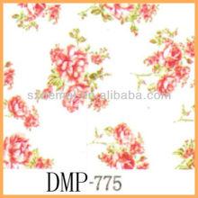 Más de 50 patrones florales diseño tela de la lona