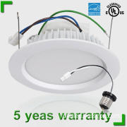 Professional led down light manufacturer! ul led down light  6\'\'15watt