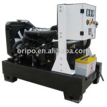 Nuevo yangdong motor diesel planta de energía pequeña con alternador leadtech