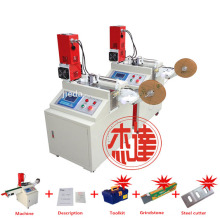Supply for Ultrasonic Label Cutting Machine Ultrasonic Ribbon Cutting Machine supply to India Factories