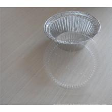 Bol 2015 en aluminium jetable, tasse à gâteau en aluminium