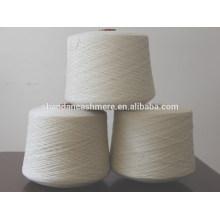 Fio de lã de lã de lã de ovelha 100% de fios de lã da Mongólia Interior fábrica China