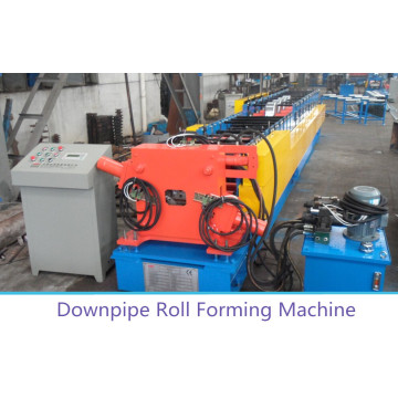 flying saw round downspout roll formng machine