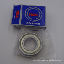 Agricultural bearing deep groove ball bearings NSK 6004zz