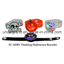 Lustiges blinkendes Halloween Armband