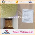 Food Grade Yellow Maltodextrin for Coffee, Chocolate, Cocoa Drink