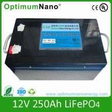 Ciclo Profundo LiFePO4 12V 250ah Batería