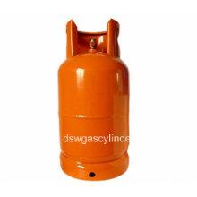 GB Cilindro de gás LPG padrão para cozinhar