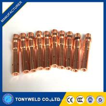 350/180/500 A Soporte de la punta de contacto Soporte de la antorcha de soldadura