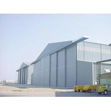 Edificio de Hangar de estructura de acero prefabricado (KXD-SSB1321)