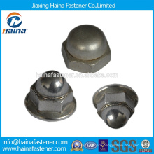 Made in China in Stock Carbon steel Zinc Plated m6 m8 m10 domed cap nut