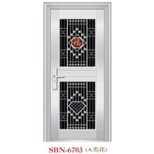 Двери из нержавеющей стали для внешнего Солнечности р (СБН-6703)
