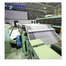 News Printing Paper Making Full Production Line Paper Machine Press Section Felt