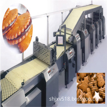 SAIHENG commercial biscuit making machine