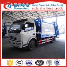 Dongfeng 8m3 Hydrauliksystem für Müllwagen verkauft in Südafrika