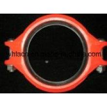 Coupe de conector de tubería de inversión de precisión de acero inoxidable (fundición de cera perdida)