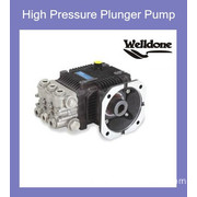 Triplex Plunger pump high pressure water plunger pump