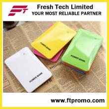 4000mAh Banco de energía material de moda promocional para todo el teléfono móvil (C515)