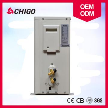 2017 new design heat pump air water heater factory price