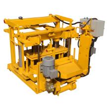 QTF40-3A columbia tout nouveau bloc de brique de l'équipement concret faisant la machine fabricant de machine prix