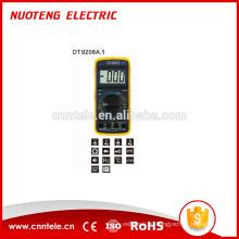 DT9208A.1 Пулярный мультиметр с большим экраном