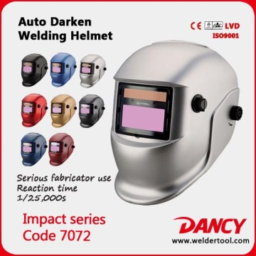 Made in China Hot selling Custom Auto-Darkening Welding Mask welding tools equipment code.7072