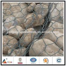 Military hesco barriers gabion mesh boxes