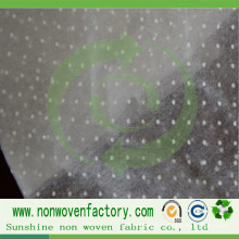 Tissu anti-dérapant en tissu non-tissé Spunbonded