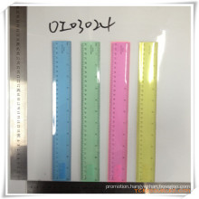 Colorful Transparent Ruler for Promotion