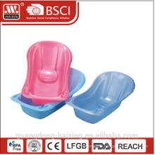 Горячие Продажа пластиковых ребенок ванна / пластиковые детские ванной