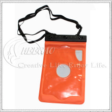 PVC Waterproof iPad Bag (KG-WB018)