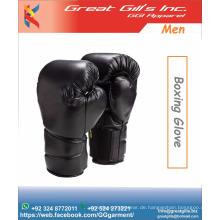 Hochwertige MMA-Stanzhandschuhe / Boxhandschuhe aus echtem Leder