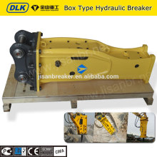 7-14ton excavator used hydraulic rock hammer breaker for sale