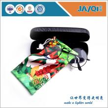 Cheap Drawstring Digital Printing Microfibre Eyeglasses Bag