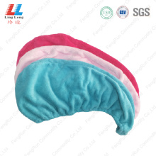 Helpful headband hair fast dry sponge
