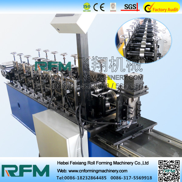 Drywall Partition Light Steel Keel Making Machine