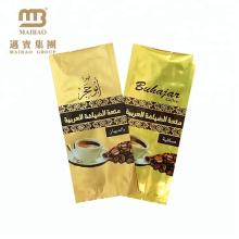kundenspezifischer Vierersiegel-Kaffeeverpackungsbeutel