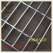 Ferro galvanizado / galvanizado / barra de aço / grade de aço