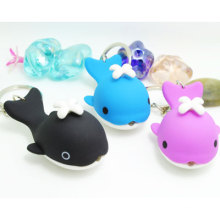 81-1y1102 LED Animal Keychain Light