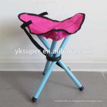 Melhores cadeiras de pesca, cadeira dobrável de alta qualidade, equipamento de pesca promocional