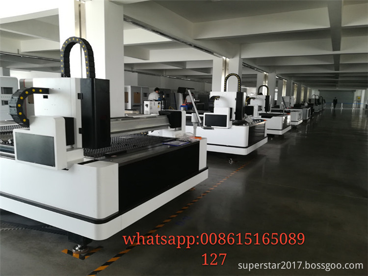fiber metal laser cutter price